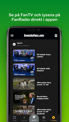 2020 Svenskafans Android App Download Latest