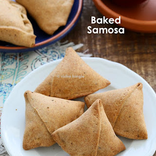 Baked Moong Dal Samosas and 12 Vegan Holi Recipes. Glutenfree Soyfree Options