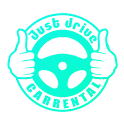 Justdrive Curacao App icon