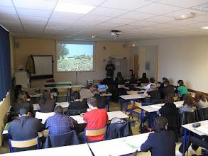 Photo: Conférence Burkina-Faso