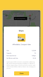 GetTaxi APK screenshot thumbnail 2