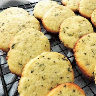Cinnamon Basil Cookies.