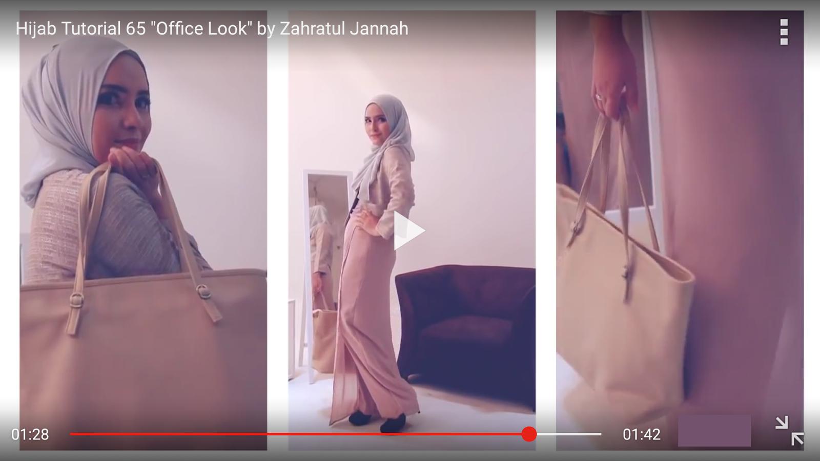 Hijab Tutorial Izinhlelo Ze Android Ku Google Play