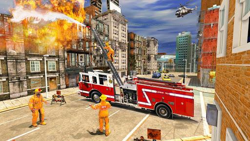 Fire Engine Truck Driving : Emergency Response 1.0.1 screenshots 10