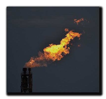 Fuoco & fiamme  alla centrale... di Max66