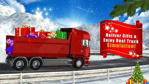 真正的卡車辛:聖誕禮物
