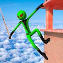Amazing Spider Rope Hero Man Game icon