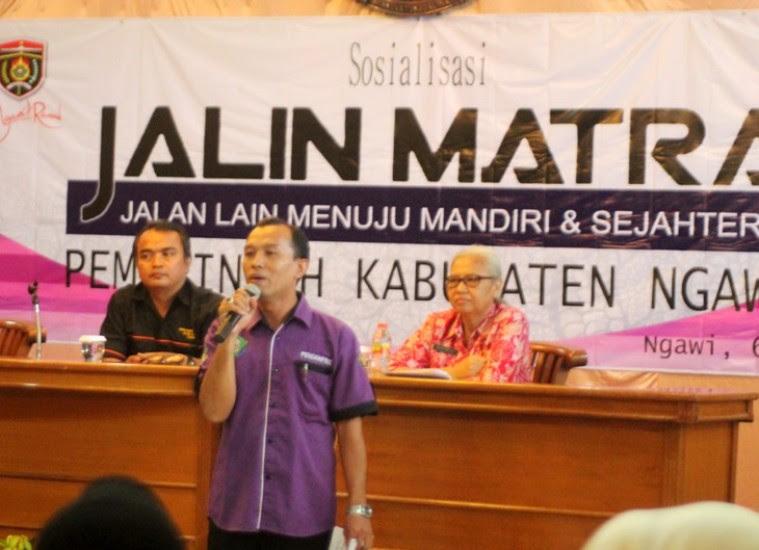 Jalin Matra Kabupaten Ngawi 2017