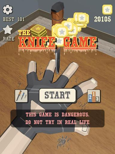 Knife Game 1.0 screenshots 11