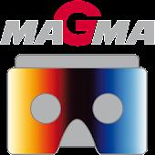 MAGMA Cardboard VR