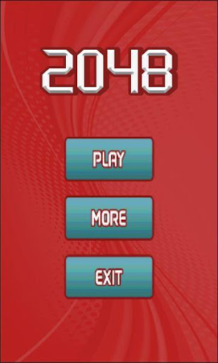 Extreme 2048 的益智游戏