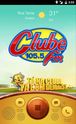 Clube FM Brasília