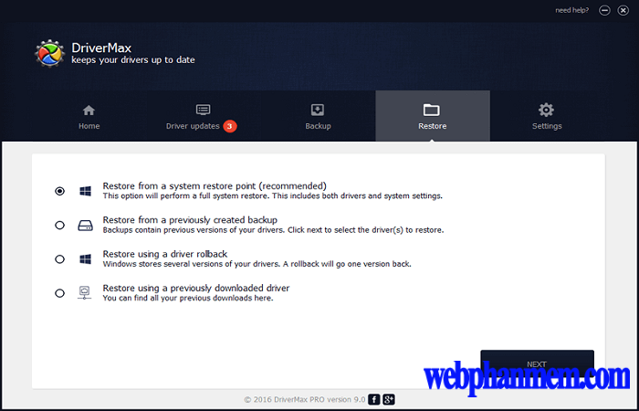 DriverMax PRO Free Download