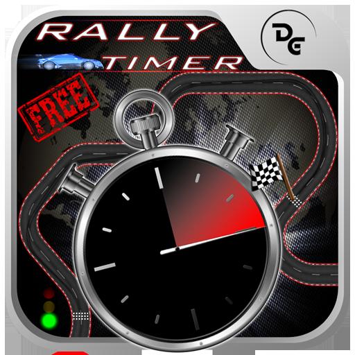 Rally Timer Free 運動 App LOGO-APP開箱王