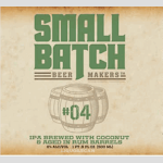 Logo of Small Batch Makers #01
