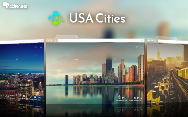 Fantastic American Cities HD Wallpapers