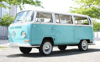 Volkswagen T2a Rent Berlin