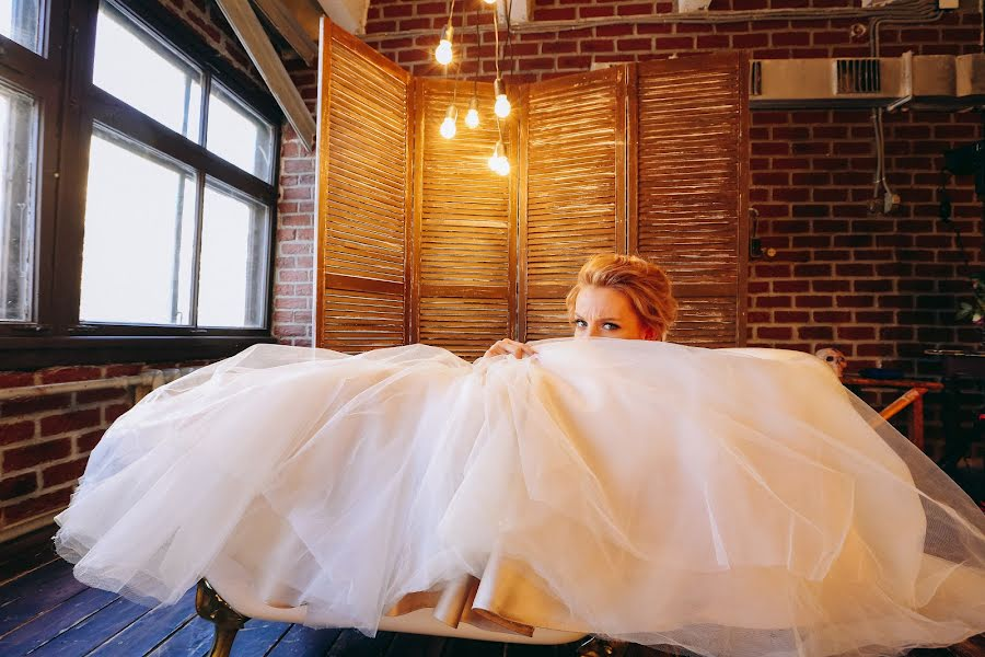 Wedding photographer Kseniya Snigireva (Sniga). Photo of 20.02.2017