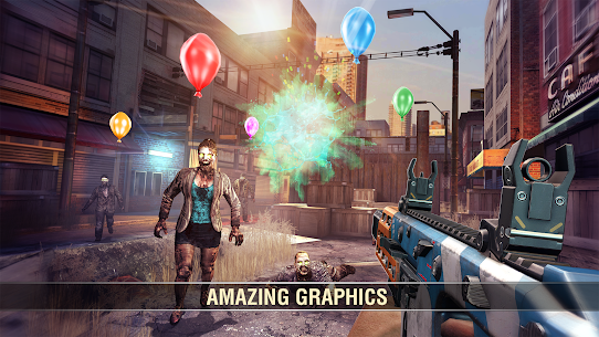 DEAD TRIGGER 2 – Zombie Survival Shooter Mod 1.7.06 Apk [Unlimited Money] 3