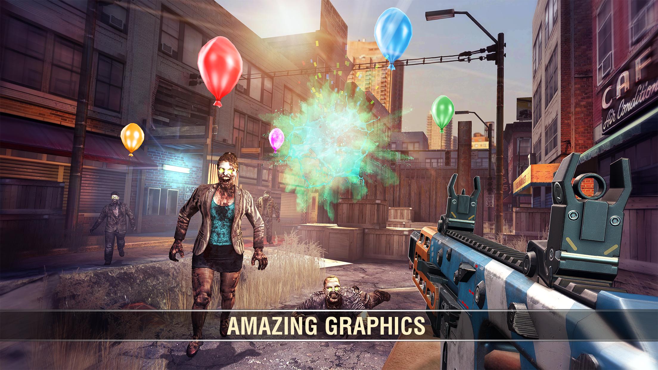 Dead Trigger 2 Mod Apk (Unlimited Money/Gold) 3