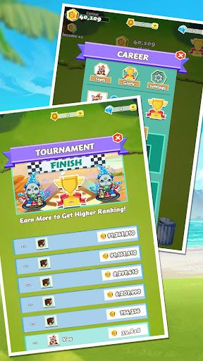 Cubes Rush-Wonder Park screenshot 3