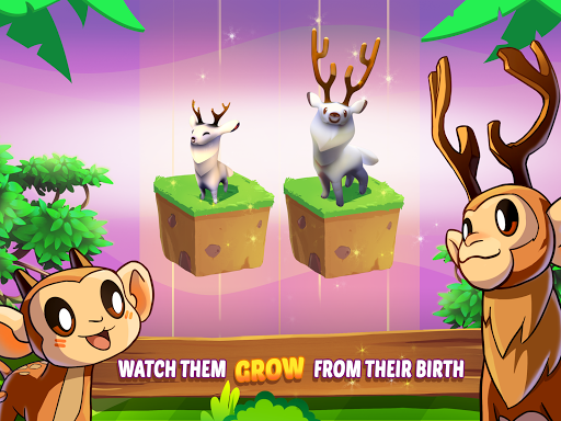 Zoo Evolution: Animal Saga 2.1.0 screenshots 14