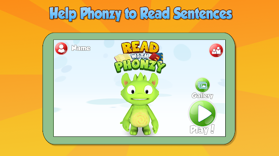 Read with Phonzy: Reading Game - náhled