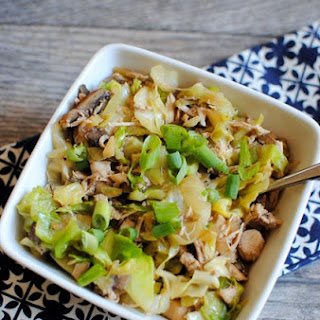Chicken Cabbage Ginger Recipes