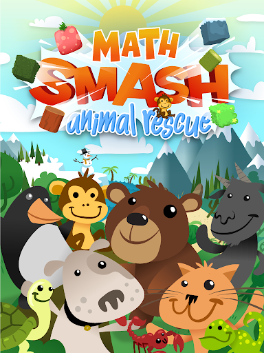 Math Smash Animal Rescue screenshot