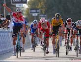 David Dekker eindigde op de tweede plaats in de eerste etappe van de UAE Tour