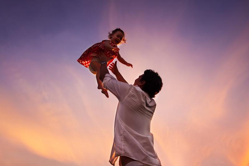 Più in alto papà! di Laura Benvenuti