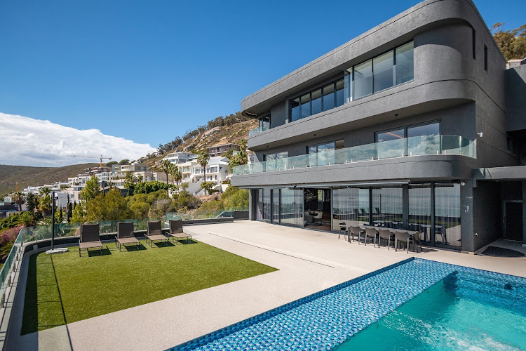 A five-bedroom Fresnaye home has had its price cut from R65m to R57m.