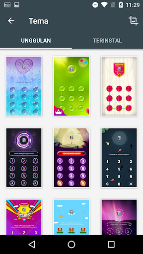 AppLock  screenshots 3