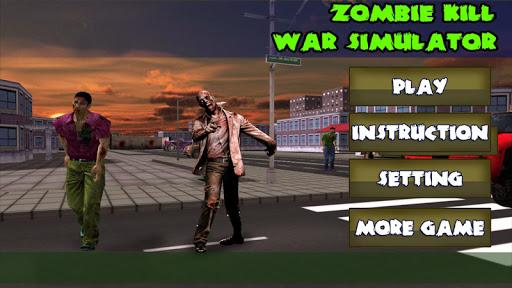 Zombie Kill War Simulator
