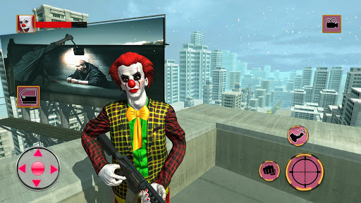 Criminal Clown gangsters simulator: Grand Actions for PC