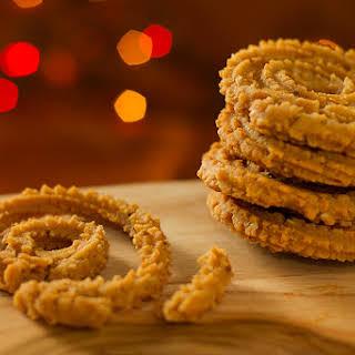 Chakli – A Crispy Crunchy Snack.