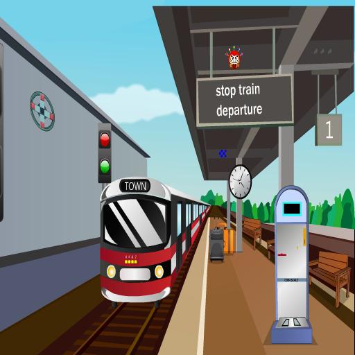 Metro Train Signal Escape