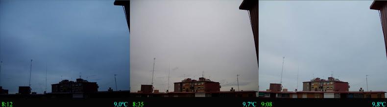 Photo: Amanecer del 17/01/10