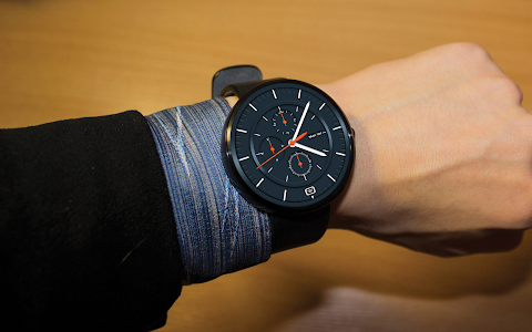 Aviator HD Watch Face screenshot 1