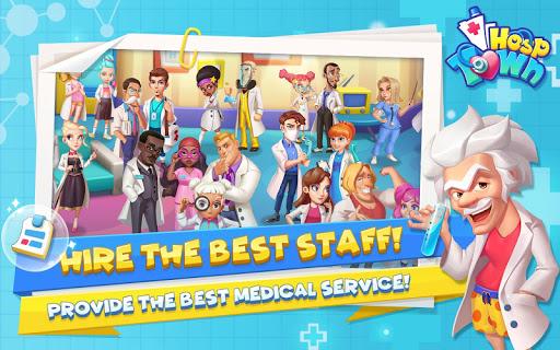 Code Triche Hospital Town APK MOD screenshots 1
