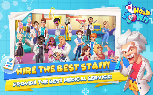 Hospital Town 5.0 Mod screenshots 1