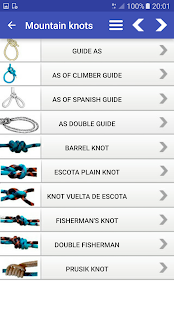 Knots Guide Free - náhled
