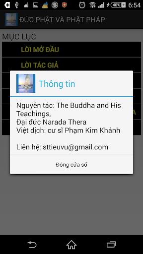Đức Phật và Phật Pháp (Narada) screenshot 6
