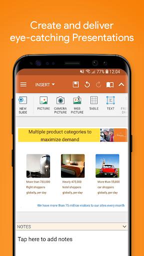 OfficeSuite Pro + PDF screenshot