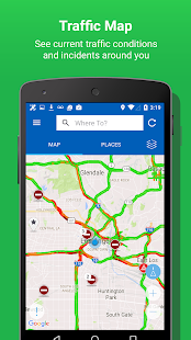 INRIX Traffic Maps & GPS   Apps on Google Play