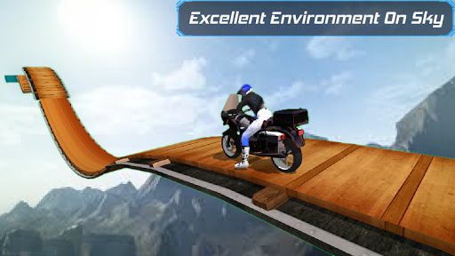 Bike Racing in sky 3D  screenshots 8