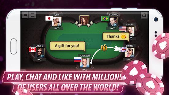 Poker Blitz - náhled