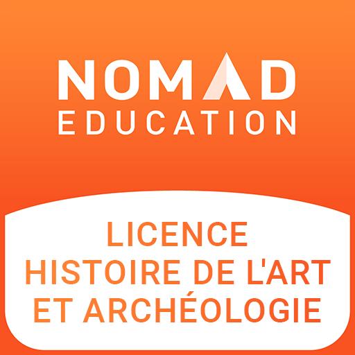 Licence Histoire de l'Art et Archéologie 2019 Icon