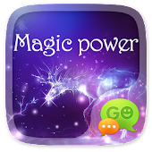 (FREE) GO SMS MAGIC POWER THEME