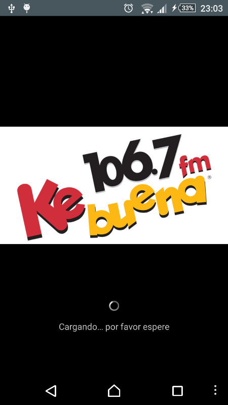 Ke Buena 106.7- screenshot
